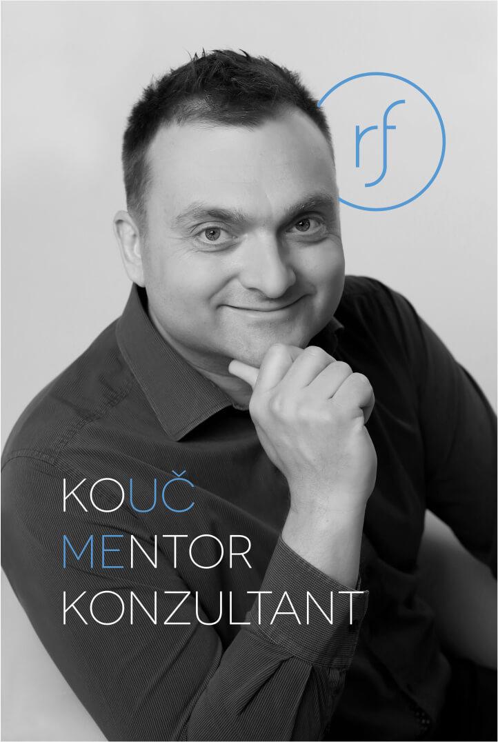 Radek Fuxa - kouč, mentor, konzultant