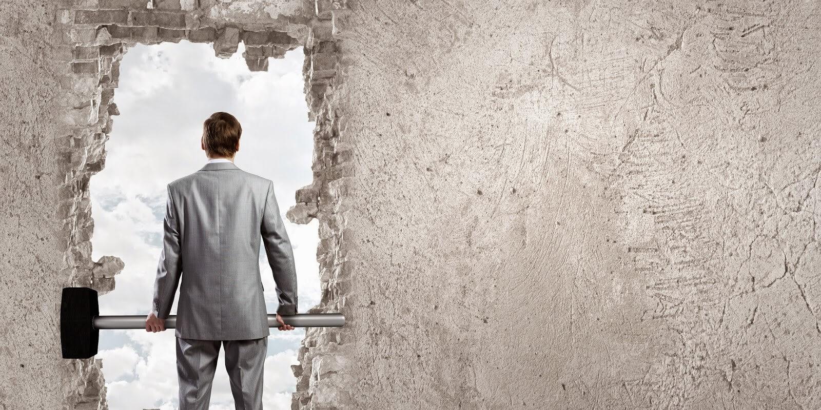 Překonávání bariér v prodeji